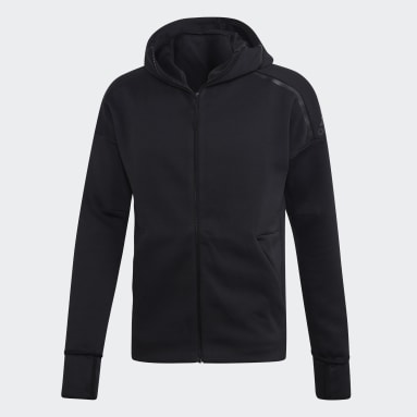 Casaca Pulse Jacquard adidas Z.N.E. Casaca Fast Release Negro Hombre Sportswear