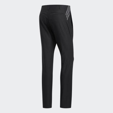 Ultimate365 3-Stripes Tapered bukse Svart