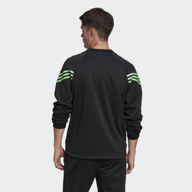 Men's Originals Black Track Jacket with Swarovski® crystals