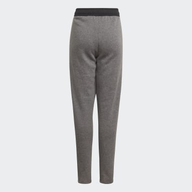 Youth Lifestyle Grey Tiro 21 Sweat Pants