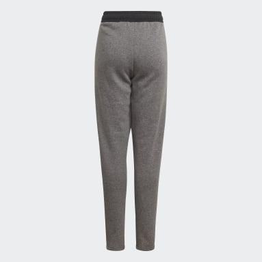 Youth Lifestyle Grey Tiro 21 Sweat Pants