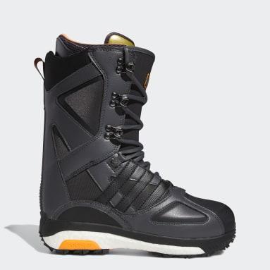 Men Winter Sports Grey Tactical Lexicon ADV Boots