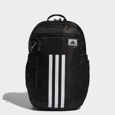 Training Black League 3-Stripes Backpack