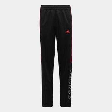 Pantalon Soccer rouge Adolescents Entraînement