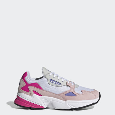 Women's Originals White Falcon Shoes