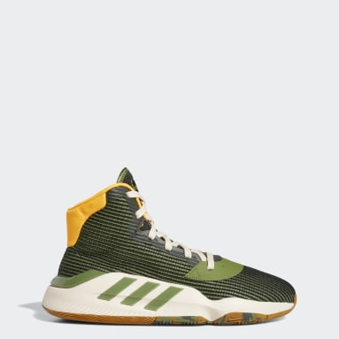 Men's Basketball Green Pro Bounce 2019 Shoes