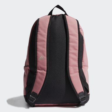 Lifestyle Pink Classic Twill Fabric Backpack
