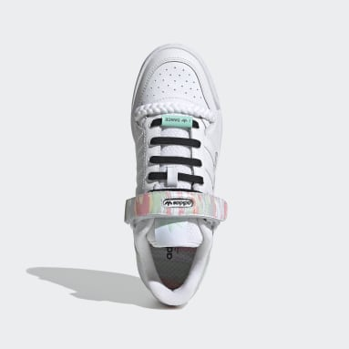 Women Originals White Forum Low Shoes