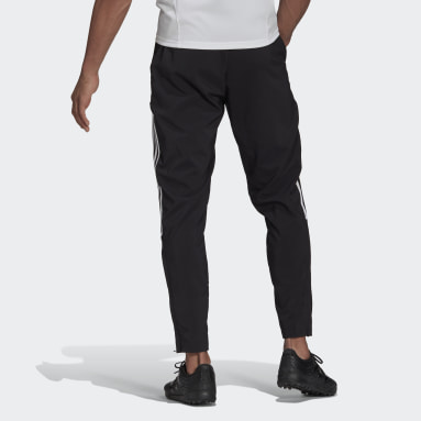 Men Football Black Tiro 21 Woven Pants