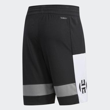 Men's Basketball Black Harden Shorts