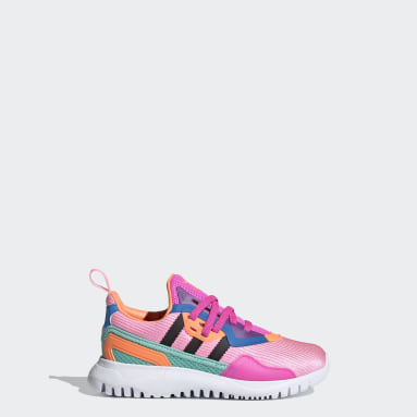 Zapatillas Originals Flex Rosado Niño Originals