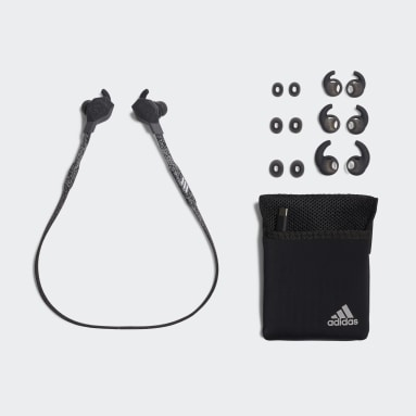 Yoga Black FWD-01 Sport In-Ear Headphones