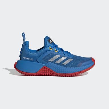 Tenis adidas Sport x Classic LEGO® Azul Niño Running