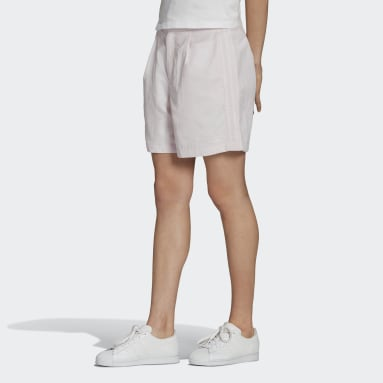 Women's Originals Pink Tennis Luxe Shorts