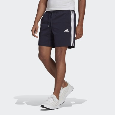 Heren Sportswear Blauw AEROREADY Essentials 3-Stripes Short