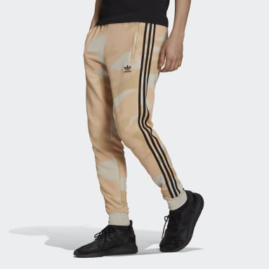 Men Originals Beige Camo Joggers