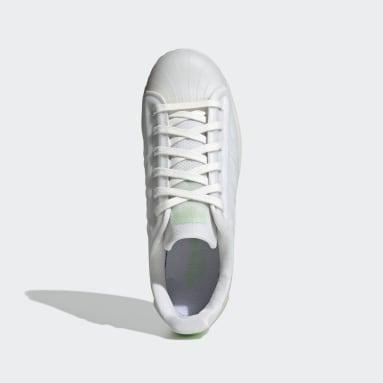 Women Originals White Superstar Futureshell Shoes