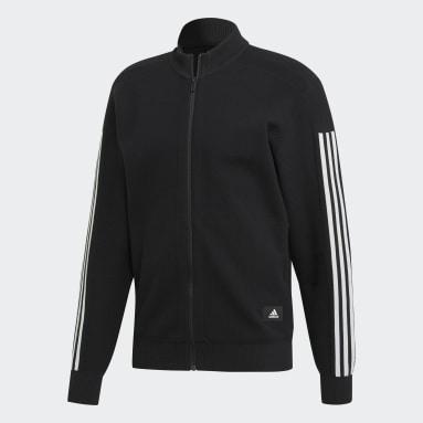 Men's Sportswear Black ID Track Top