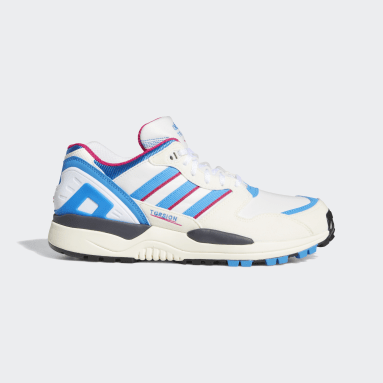 Men Originals White ZX 0000 Evolution Shoes