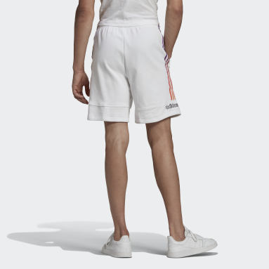 Short de survêtement SPRT Foundation Blanc Hommes Originals
