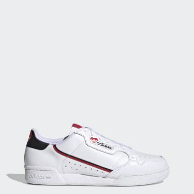 Scarpe Continental 80 Bianco Originals