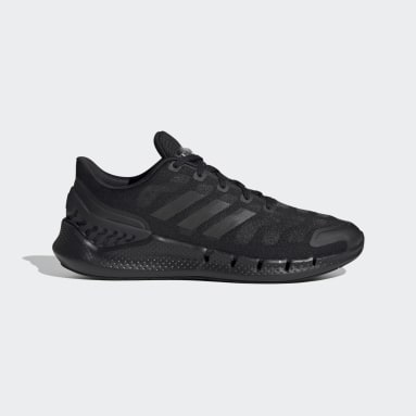 Men Running Black Climacool Ventania Shoes