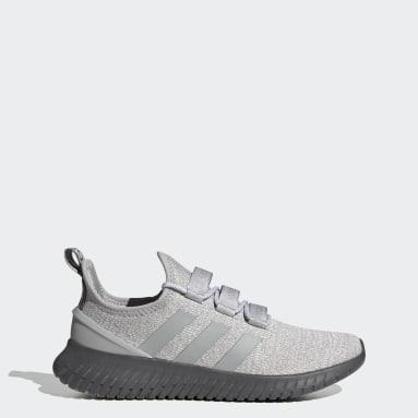 Men Essentials Grey Kaptir Shoes