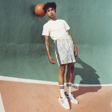 Men Originals Multicolor Noah Floral Shorts