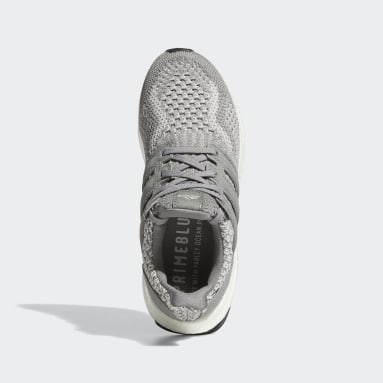 Youth Running Grey ULTRABOOST 5.0 DNA J