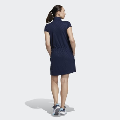 Women's Golf Blue Dress