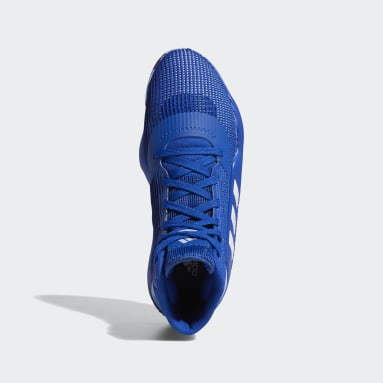 Men's Basketball Blue Pro Bounce 2019 Shoes