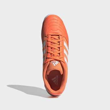 Men Football Orange Super Sala Boots