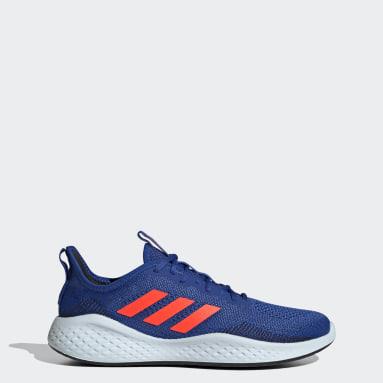 Men Running Blue Fluidflow Shoes