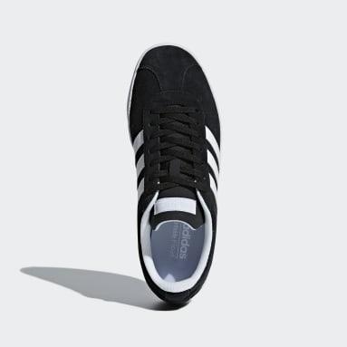 Women Sport Inspired Black VL Court 2.0 Shoes