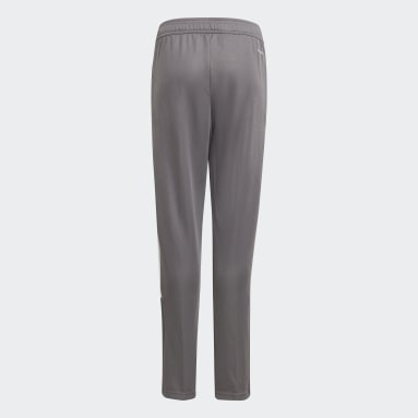 Youth Lifestyle Grey Tiro 21 Track Pants