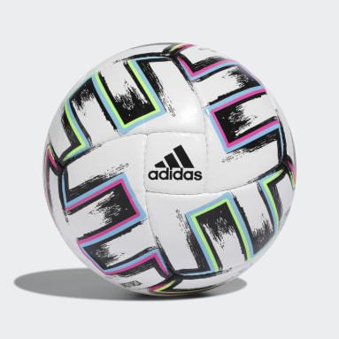 Bola Futebol Uniforia Branco Homem Futebol