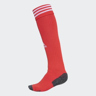 Meião Adi 21 Vermelho Futebol