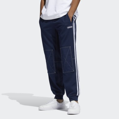 Men Originals Blue SPRT Track Pants