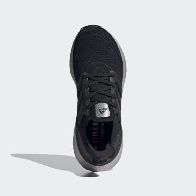 Sapatos Ultraboost 21 Preto Mulher Running