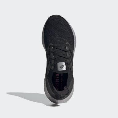 Kvinder Løb Sort Ultraboost 21 sko