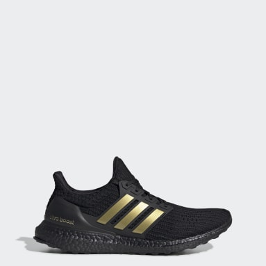 Men's Running Black Ultraboost DNA Shoes