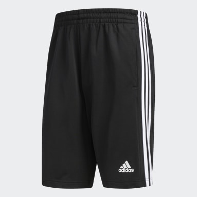 Shorts 3-Stripes Inspire Preto Homem Training