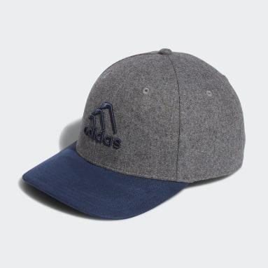 3-Stripes Club Caps Grå