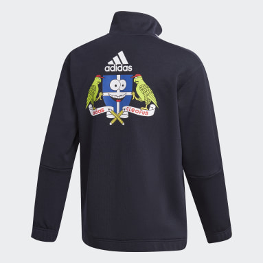 Boys Training Cleofus Track Jacket
