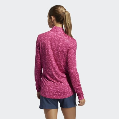 Women's Golf Pink Primegreen AEROREADY Shirt