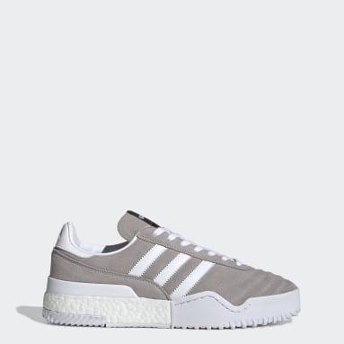 Originals Grey adidas Originals by AW B-Ball Soccer Shoes