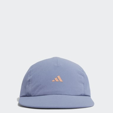 Casquette AEROREADY Running Training Cycling Four-Panel Violet Tennis