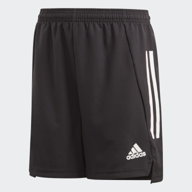 Youth 8-16 Years Football Black Condivo 21 Primeblue Shorts