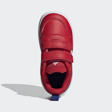 Kids Running Red Tensaur Shoes