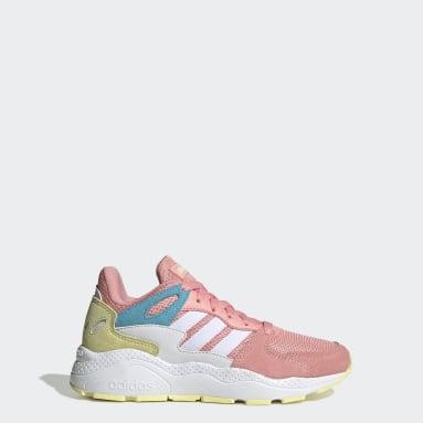Sapatos Chaos Rosa Criança Running